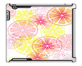 Uncommon LLC Sara Berrenson Lemon Slices Deflector Hard Case for iPad 2/3/4 (C0050-TJ)