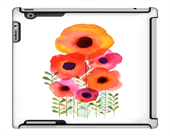 Uncommon LLC Margaret Berg Poppy Garden Deflector Hard Case for iPad 2/3/4 (C0050-SS)