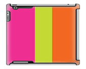 Uncommon LLC Vertical Stripe Deflector Hard Case for iPad 2/3/4 (C0010-FD)