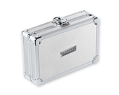 Pencil Box Silver - Silver - Vaultz - VZ00083