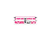 Pencil Box Bubble Heart w/Combination Lock - Bubble Heart - Vaultz