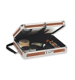 Locking Art Case - Wood - Vaultz - VZ03440