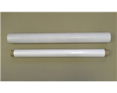 Wizard Wall 28'' System Refill Roll - WHITE - 25 ft Long