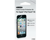 WriteRight 9247601 Fitted Screen Protector for iPod Touch 4G, 3 Pack
