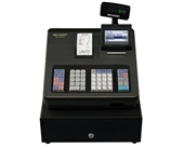 Sharp XE-A207 Electronic Cash Register Black