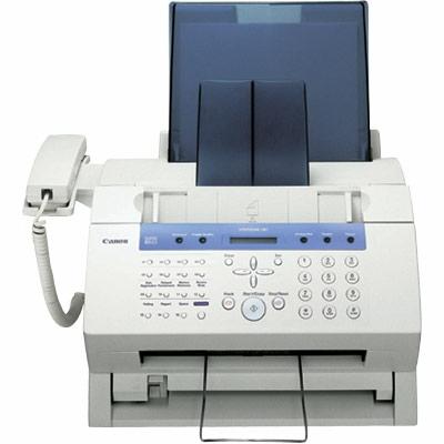 phone and fax machine