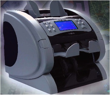 currency scanner machine