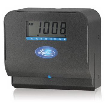 Lathem 800p Lathem 800P Thermal Electronic Time Clock - no ribbon needed