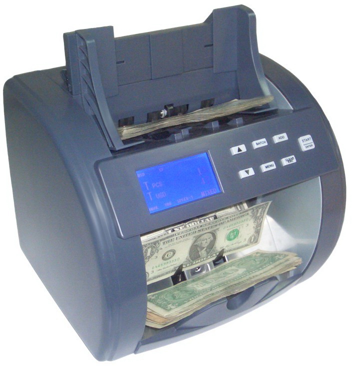 machine money counter