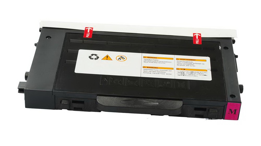 printer essentials for samsung clp 510 magenta ctclp510d5m. Black Bedroom Furniture Sets. Home Design Ideas