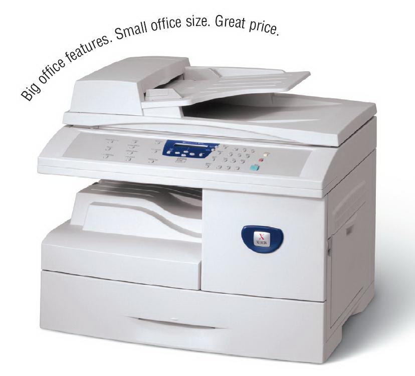 large xerox machine