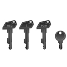 Replacement Keys for ALL Royal Cash Registers FULL SET